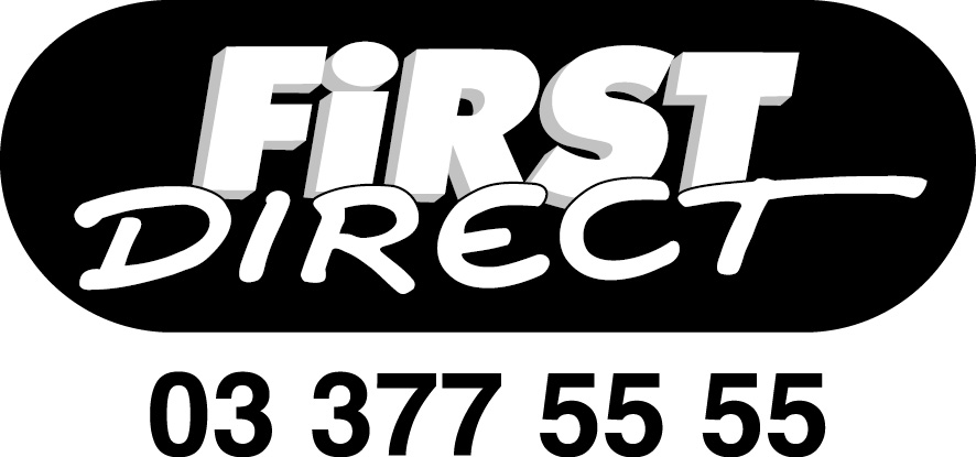 First Direct Taxis Logo
