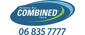 Hawkes Bay Combined Taxis Logo